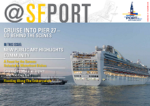 @SFPort, Issue 10 Cover