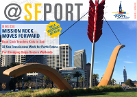 Cover of Issue 8: January 2018 @SFPort Digital Magazine