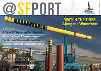 @SFPort Digital Magazine Issue 9 Cover