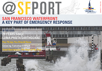 Cover @SFPort Fall 2018 Issue 11