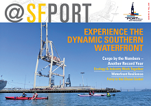 @SFPort, Fall 2019, Cover