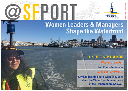 Women Leaders & Managers Shape the Waterfront