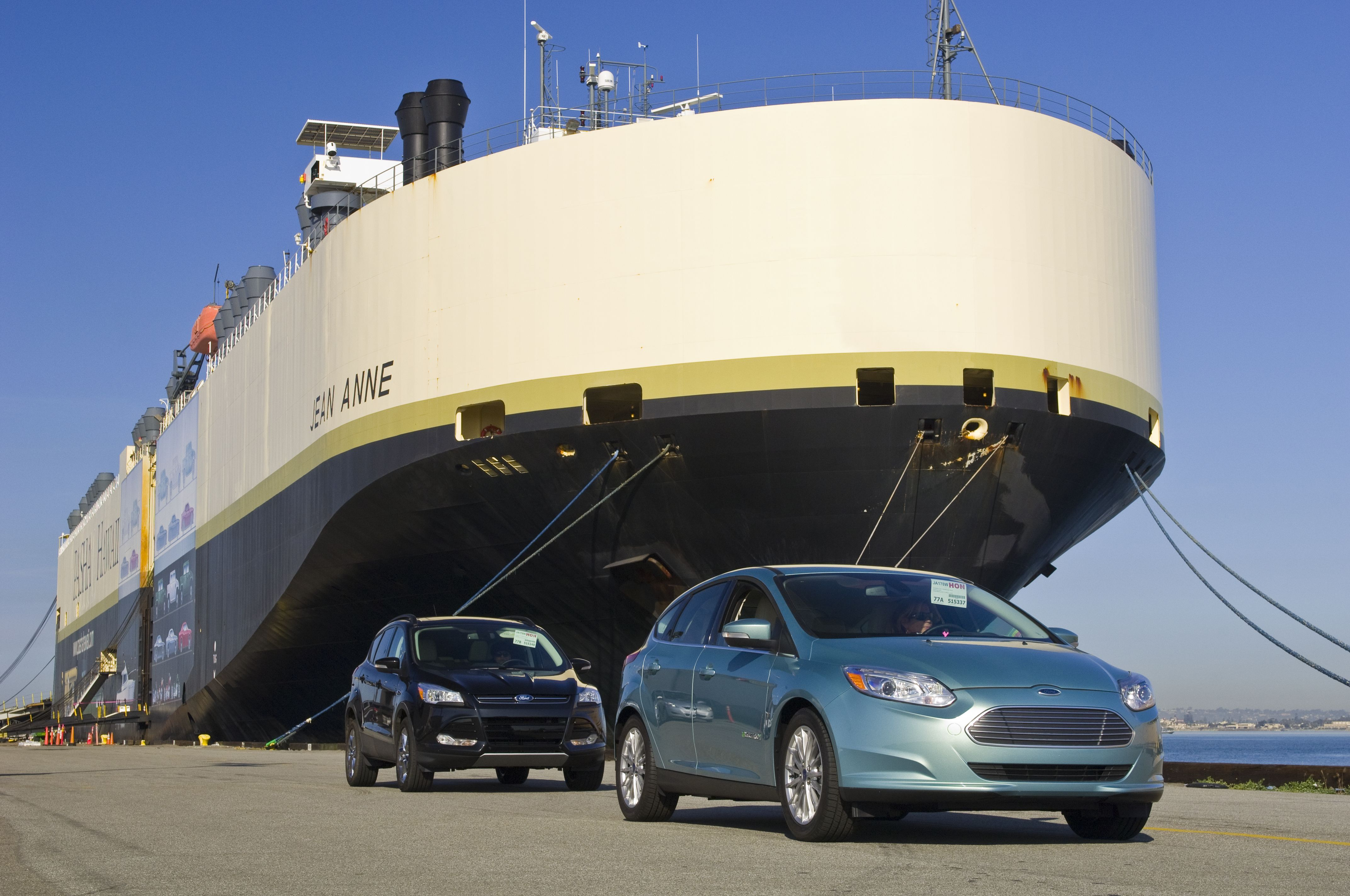 Port Of San Francisco Welcomes Pasha Automotive Services To Pier - Cruise ship terminal in san francisco