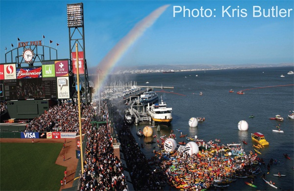 McCovey Cove · Safe Boating