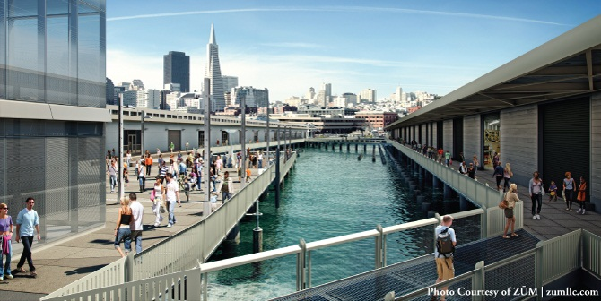 Exploratorium Rendering (water area)