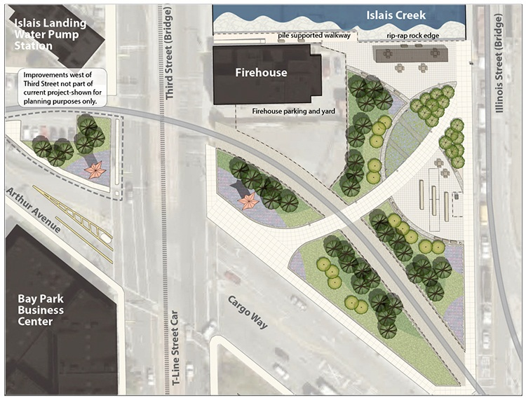 Bayview Gateway Concept Plan 2012 May