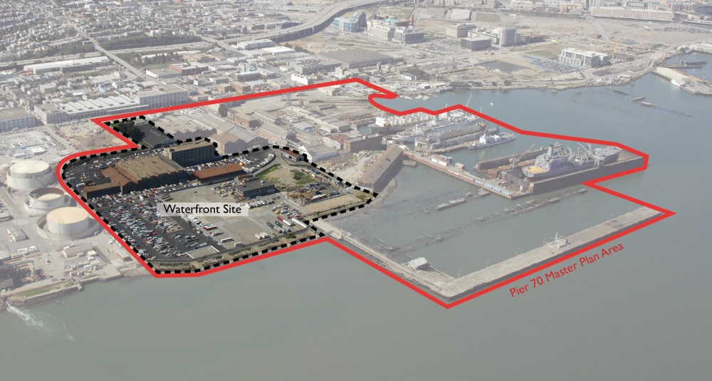 Waterfront Site Locator