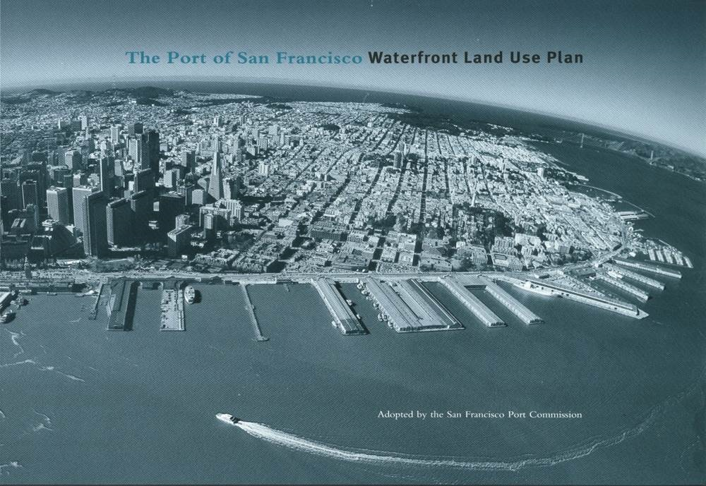 Port of San Francisco waterfront land use plan
