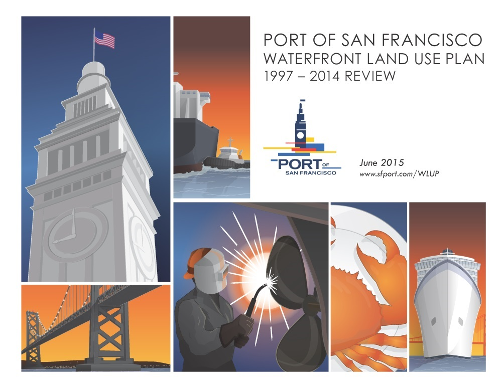 Port of San Francisco waterfront land use plan 1997-2014 review