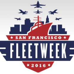 Fleet Week 2016 logo