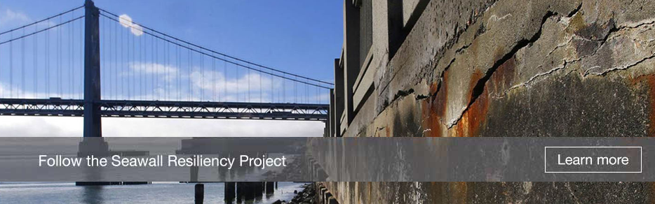Follow the Seawall Resiliency Project