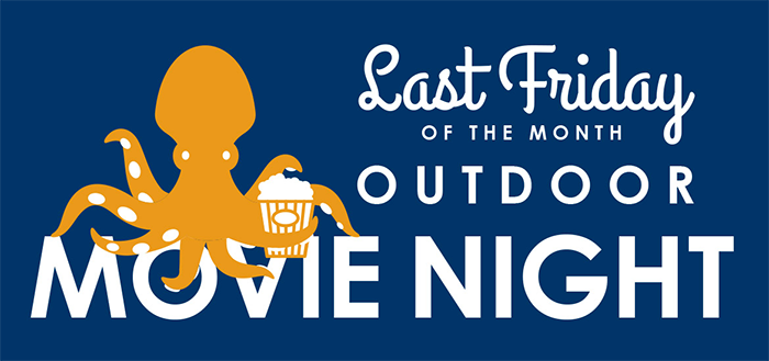 pier 39 outdoor movie night � inside out port of san